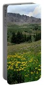 Colorado Wildflower Spectrum Portable Battery Charger