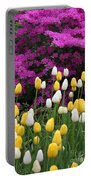 Colorful Spring Portable Battery Charger