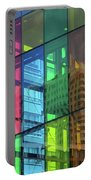 Colored Glass 10 Portable Battery Charger