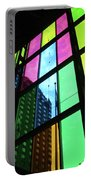 Colored Glass 3 Portable Battery Charger