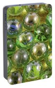 Colored Marbles Portable Battery Charger