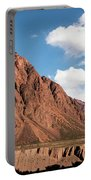 Colored Mountain Portable Battery Charger