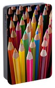 Colored Pencils Portable Battery Charger
