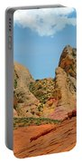 Colored Sandstones Valley Of Fire Portable Battery Charger