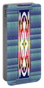 Colorful Abstract 13 Portable Battery Charger