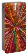 Colorful Abstract Photography Portable Battery Charger