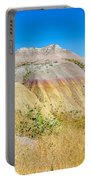 Colorful Badlands Of South Dakota Portable Battery Charger