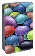 Colorful Beans Portable Battery Charger