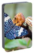 Colorful Butterflies Portable Battery Charger