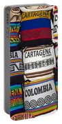 Colorful Cartagena Portable Battery Charger