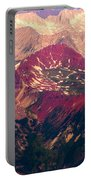 Colorful Colorado Rocky Mountains Portable Battery Charger