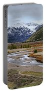 Colorful Colorado Valley Portable Battery Charger