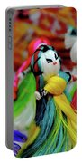 Colorful Dolls Portable Battery Charger