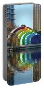Colorful Downtown Orlando Portable Battery Charger
