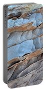 Colorful Fins Of Sandstone In Valley Of Fire Portable Battery Charger