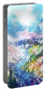Colorful Forest 5 Portable Battery Charger