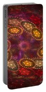 Colorful Galaxy Of Stars Portable Battery Charger