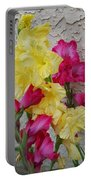 Colorful Glads Portable Battery Charger