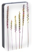 Colorful Grasses  Portable Battery Charger
