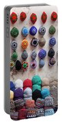 Colorful Hats Portable Battery Charger