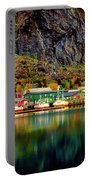 Colorful Lofoten, Norway Portable Battery Charger