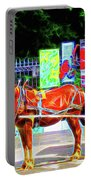 Colorful New Orleans Portable Battery Charger