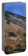 Colorful Orient Canyon - Rio Grande National Forest Portable Battery Charger