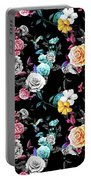 Colorful Roses Portable Battery Charger