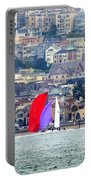Colorful Sails Portable Battery Charger
