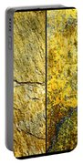 Colorful Slate Tile Abstract Composite H2 Portable Battery Charger