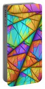Colorful Slices Portable Battery Charger