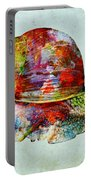 Colorful Snail Art  Portable Battery Charger
