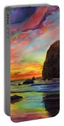 Colorful Solitude Portable Battery Charger