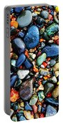 Colorful Stones I Portable Battery Charger