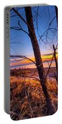 Colorful Sunrise Portable Battery Charger
