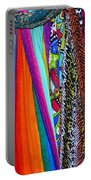 Colorful Tapestries Portable Battery Charger