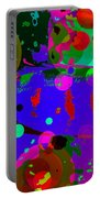 Colorful World Of A Fish Portable Battery Charger