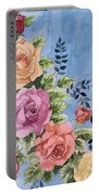 Colorfull Roses Portable Battery Charger