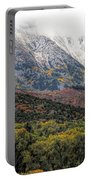 Colors Of Autumn On Mcclure Pass Portable Battery Charger