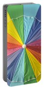 Colors Of Summer Portable Battery Charger