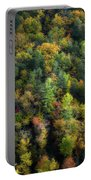 Colors Of The Smokies Portable Battery Charger