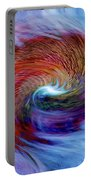 Colors Of The Wind Portable Battery Charger