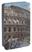 Colosseo Rome Portable Battery Charger
