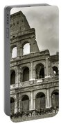 Colosseum  Rome Portable Battery Charger by Joana Kruse