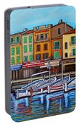 Colours Of Cassis Portable Battery Charger