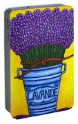 Colours Of Provence Portable Battery Charger
