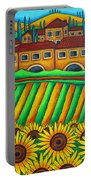 Colours Of Tuscany Portable Battery Charger