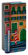 Colours Of Venice Portable Battery Charger