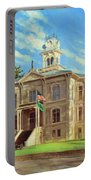 Columbia County Courthouse Portable Battery Charger