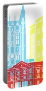 Columbia Mo Skyline Pop Portable Battery Charger